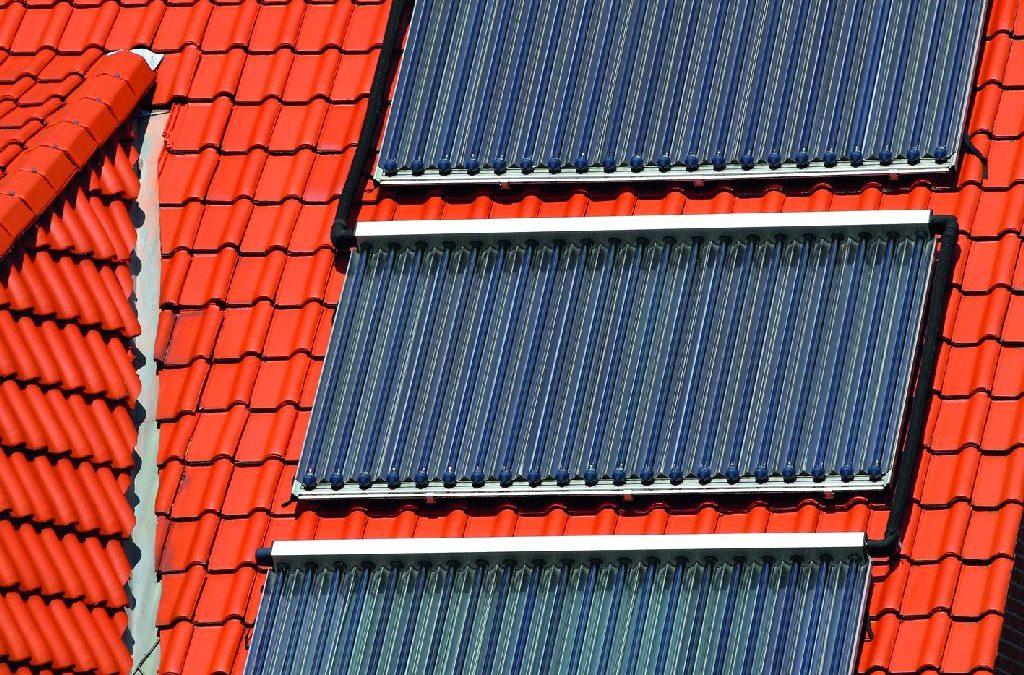 Heizwärme und Warmwasser mit Solarthermie