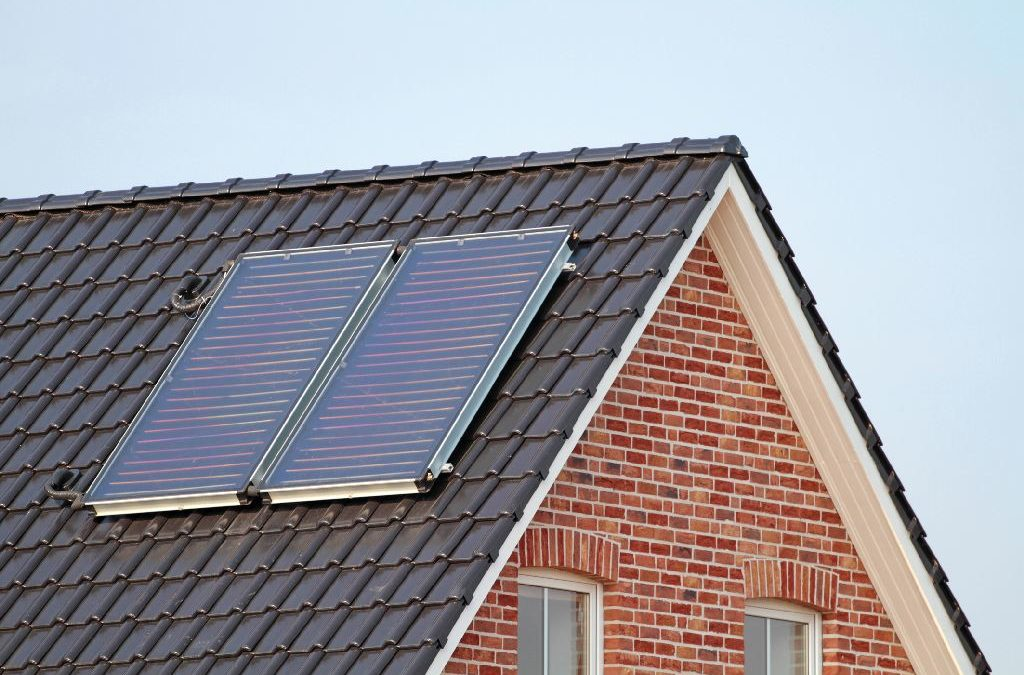 Solarwärme schützt vor hohen Heizkosten